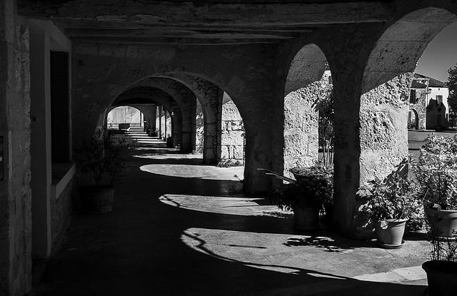 Arcades Saint Claraise
