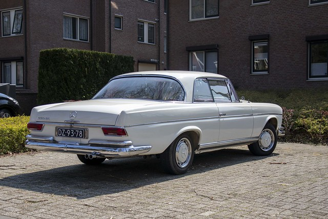 Mercedes-Benz 280 SE Coupé (1965)
