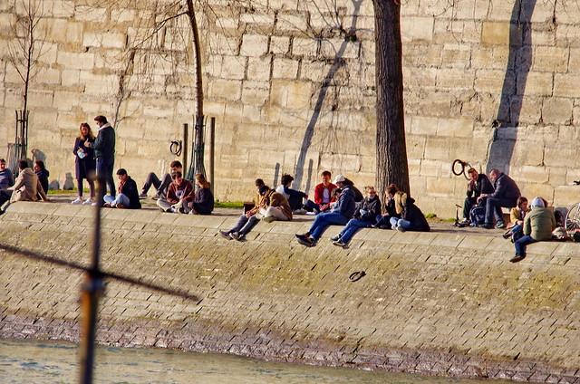 359 - Paris en Mars 2021 - Quai des Orfèvres