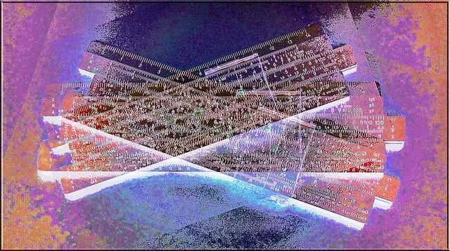 Rechenschieber Variation 7