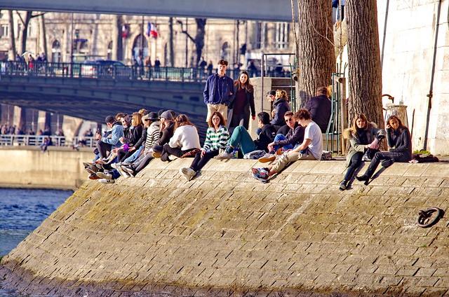 360 - Paris en Mars 2021 - Quai d'Orléans