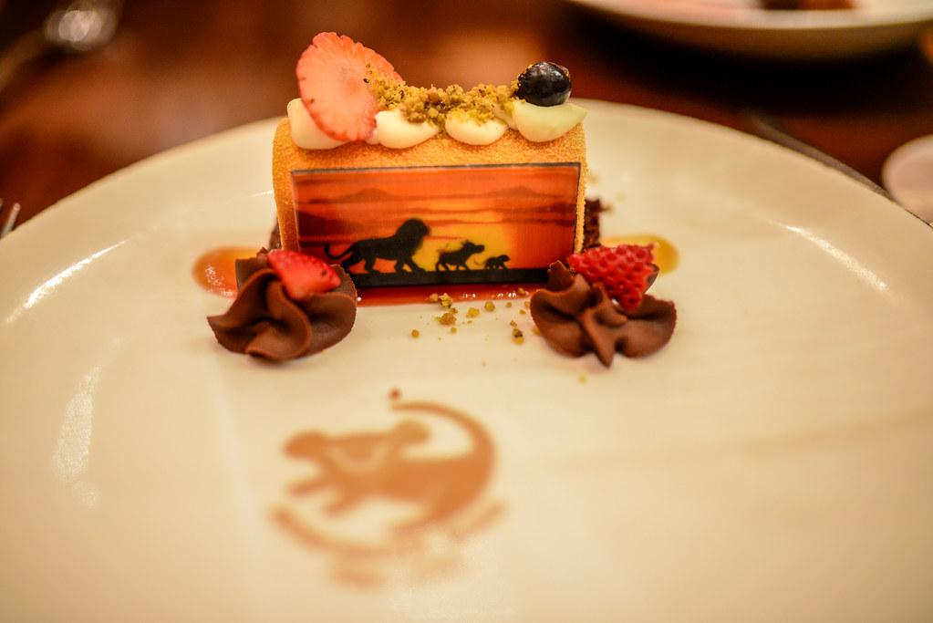 Lion King dessert Tiffins AK
