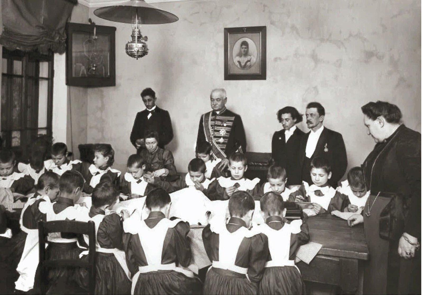 1899. Детский приют трудолюбия св.Ольги. 25 мая