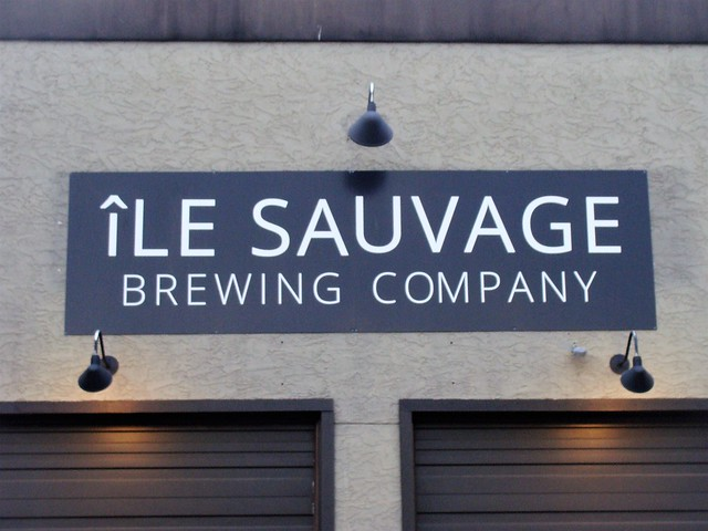 Île Sauvage Brewing