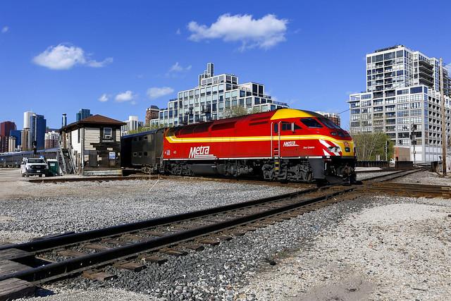 Metra 418 - Chicago, Illinois