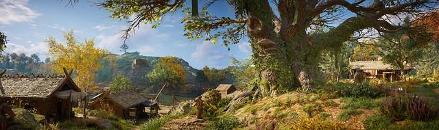 Assassin's Creed Valhalla - Wishing Tree 2
