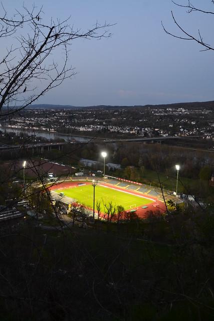 TuS Rot-Weiß Koblenz 3:2 FC Astoria Walldorf