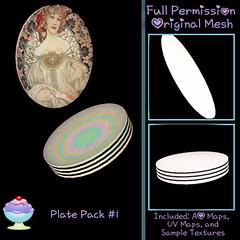 [Sherbert] Plate Pack #1 Ad