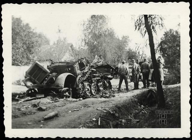 ArchivTappen23AAl2i525 Meine Dienstzeit, Rußlandfeldzug, WWII, 1939-1945