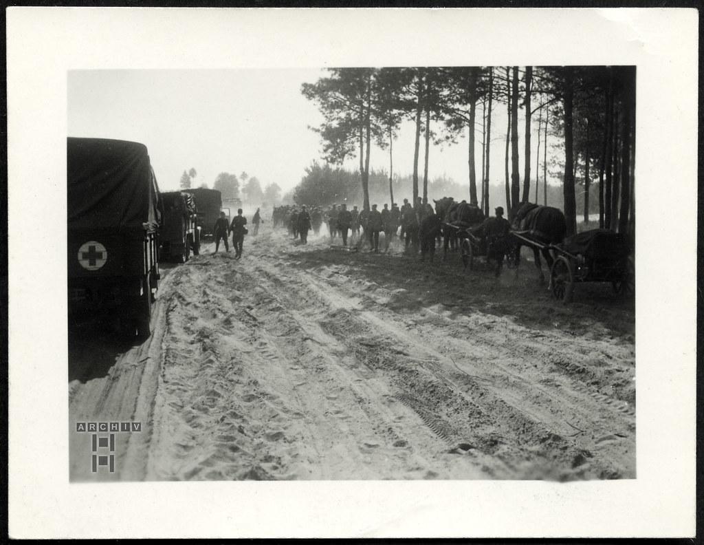ArchivTappen23AAl2i526 Meine Dienstzeit, Rußlandfeldzug, WWII, 1939-1945