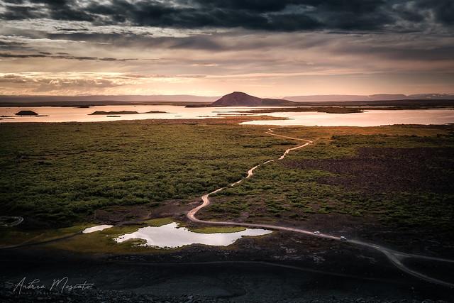 Lake Mývatn (Iceland)