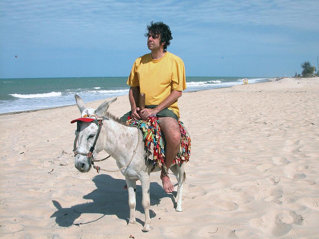 Praia de Cumbuco, Caucaia, Ceará, 2005