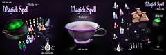 13Act -Magik Spell gacha set