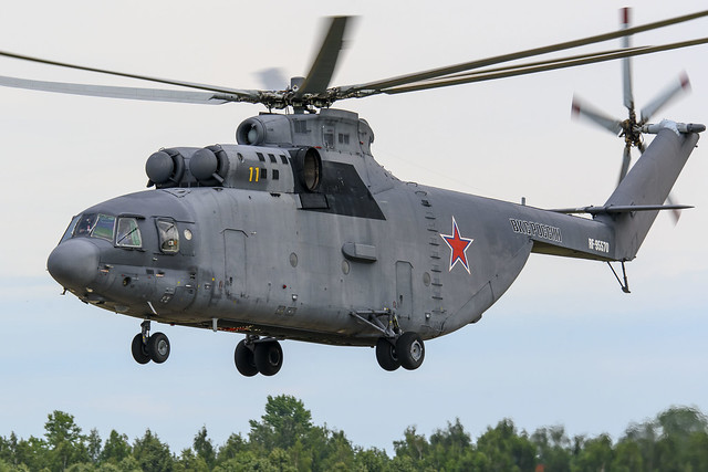 Mil Mi-26 Halo - Russian Air Force