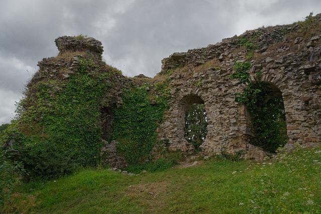 Château de Lithaire - Mont Castre - Manche