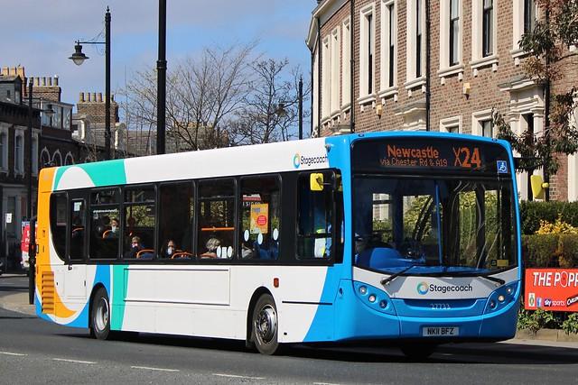 Stagecoach 27733 / NK11 BFZ