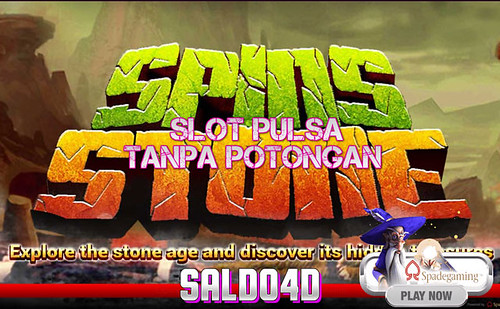Judi Slot Spins Stone Spade Gaming SALDO4D