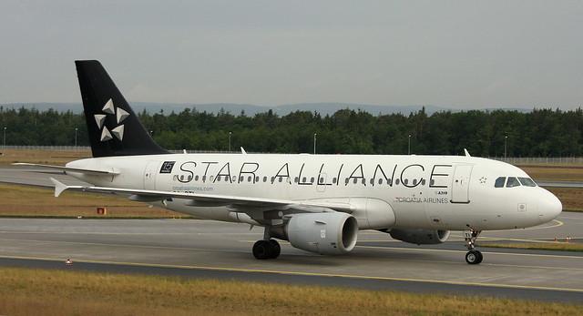 Croatia Airlines, 9A-CTI,MSN 1029,Airbus A319-112, 02.06.2015, FRA-EDDF, Frankfurt