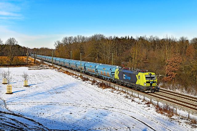 Alpha Trains / ČD Cargo 193 587 Oberschleissheim (7770n)