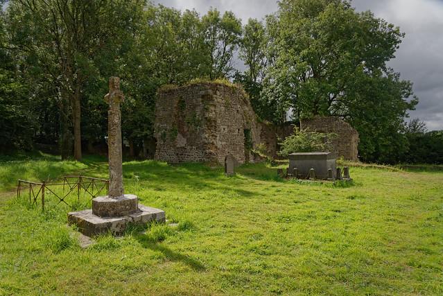 Vieille église de Lithaire - Mont Castre - Manche