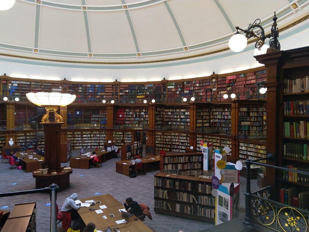 Picton Reading Room,