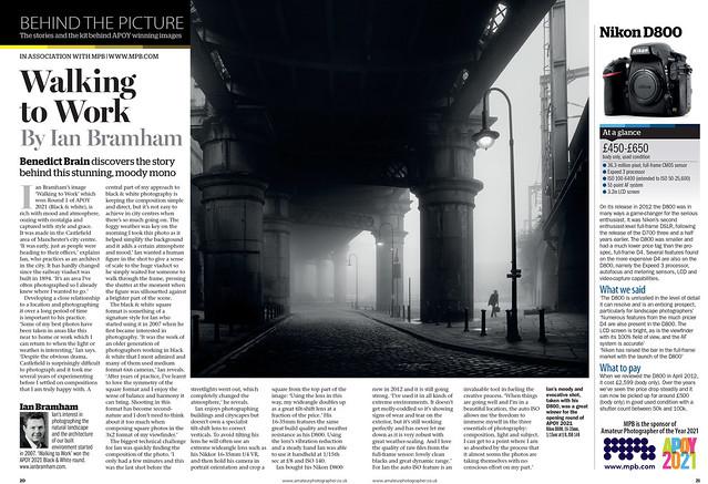 Amateur Photographer Magazine - April 2021