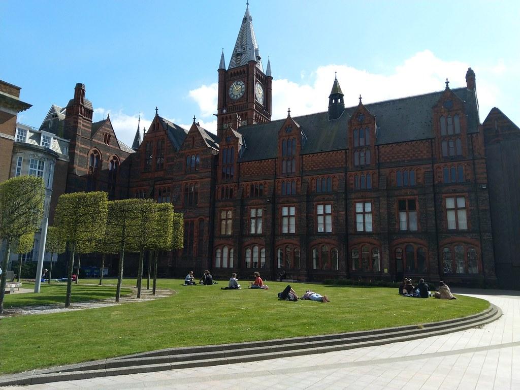 University of Liverpool, Jubilee Quad