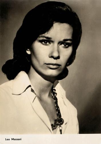 Lea Massari in La giornata balorda (1960)