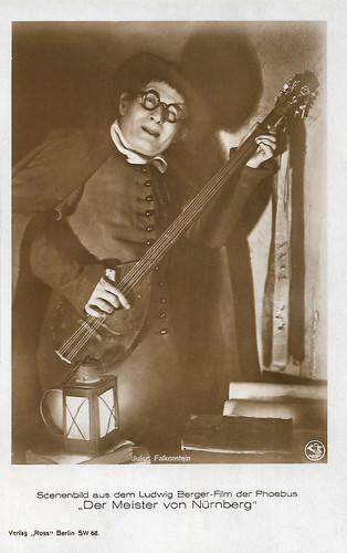 Julius Falkenstein in Der Meister von Nürnberg (1927)