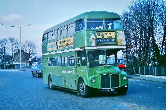 RML2353 CUV353C ---  Waltham Cross 28-2-78