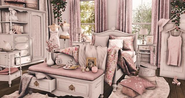 Miss Vanity's Bedroom