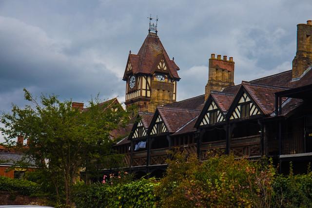 Ancient Building at Ledbury