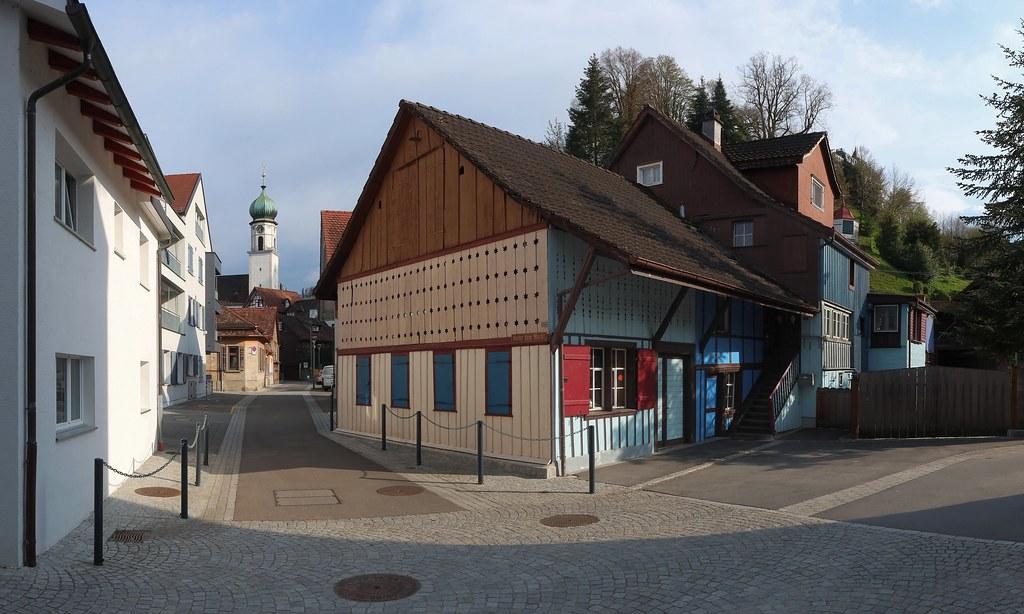 Rheineck - Hinter dem Markt