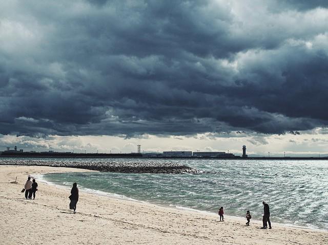 Tokoname Beach