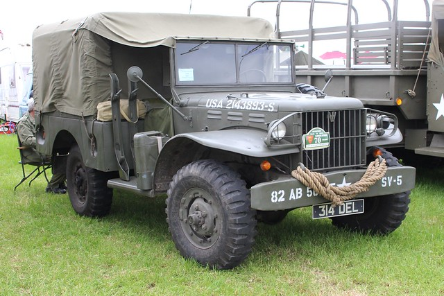 082 Dodge WC-51 Weapons Carrier (1937) 314 DEL