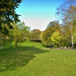 Green Winckley Square at Preston