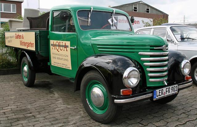 Framo truck