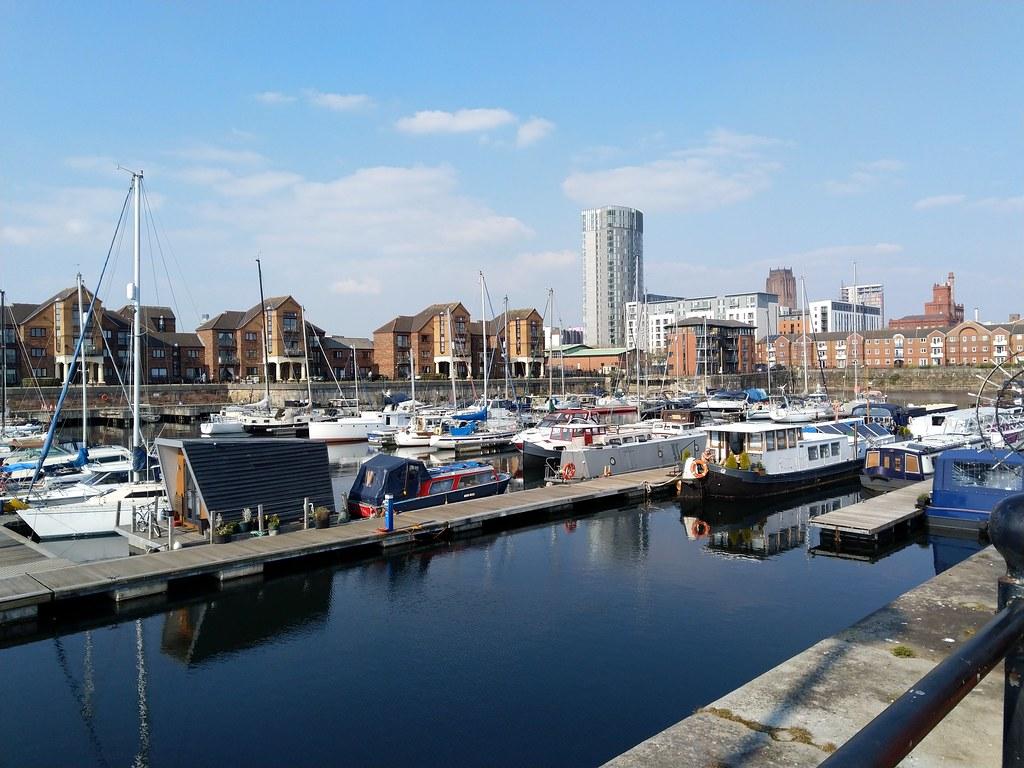 Brunswick Dock, Liverpool