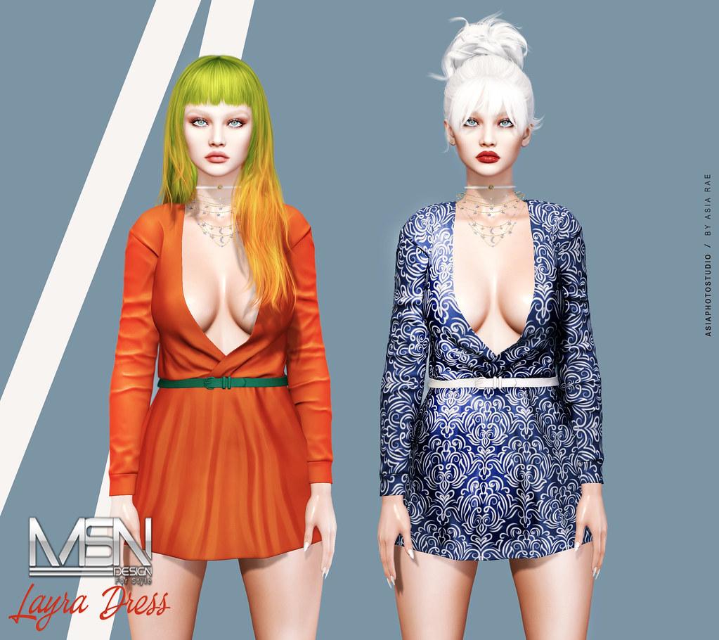 Layra Dress