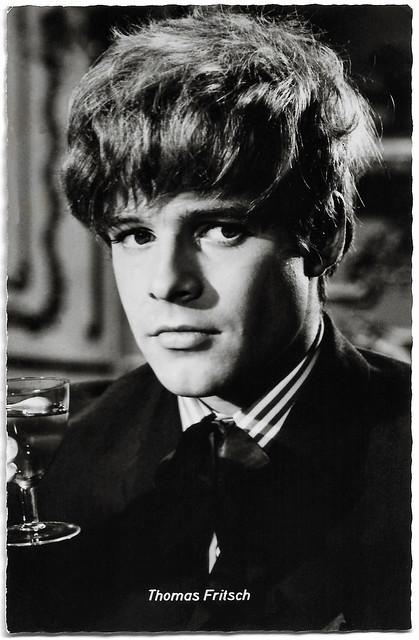 Thomas Fritsch in Das hab ich von Papa gelernt (1964)