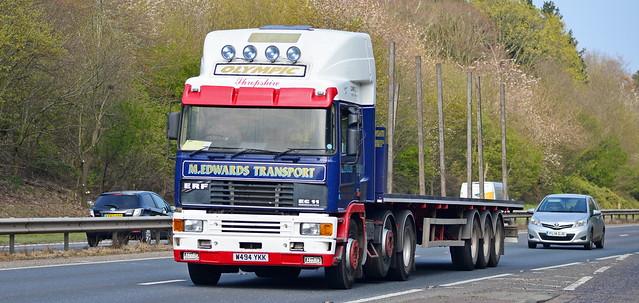 M.Edwards - W494 YKK - A47 Norwich