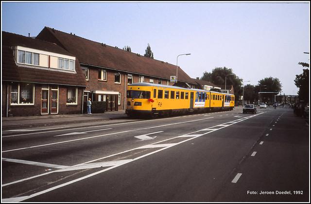 Uit mijn Archief: NS De2 185 in Deventer (NL)