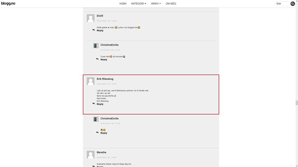 nettmobbing 21 april