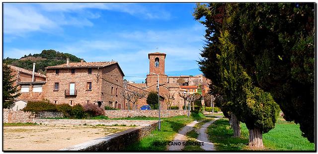 Monestir de Santa Maria, l'Estany (el Moianès)