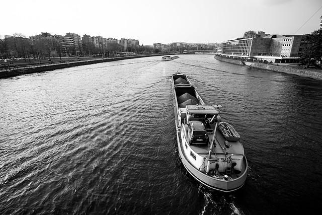La Meuse (Liège 2021)