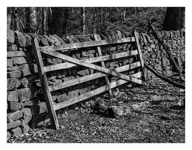 When gates escape