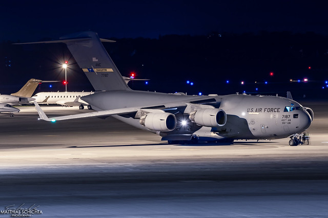 Boeing C-17A Globemaster III - 77187 - HAJ - 21.04.2021