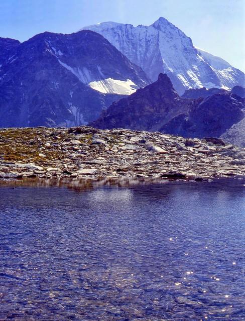 Lac de Fontanesses (2.900 m)