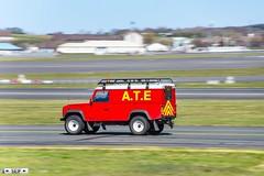 Land rover Defender Prestwick SCOTLAND 2021