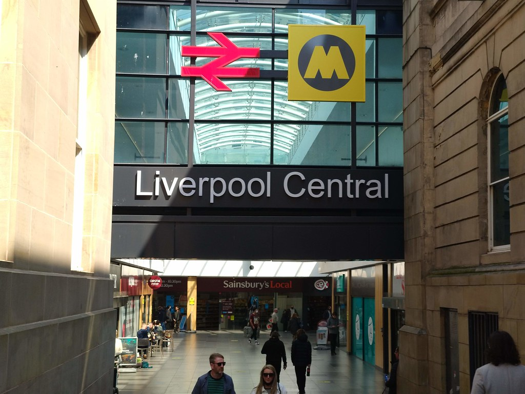 Liverpool Central Station